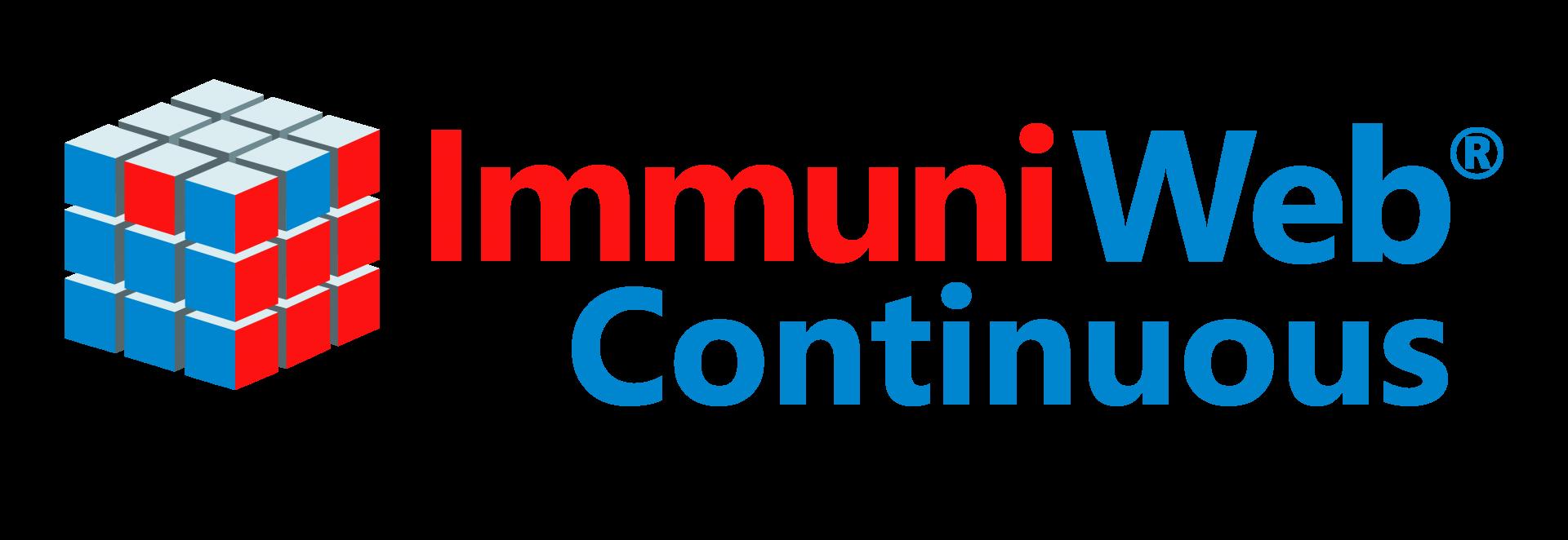 immuniweb-continuous-logo